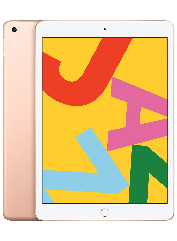 Amazon New Apple iPad (10.2-Inch, Wi-Fi, 32GB) - Gold (Latest Model) $229