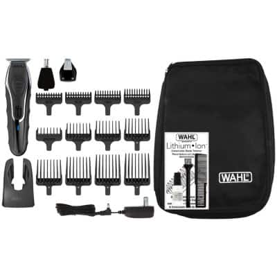 Wahl Trim & Shave Lithium Ion Wet/Dry Hair Trimmer $39.99