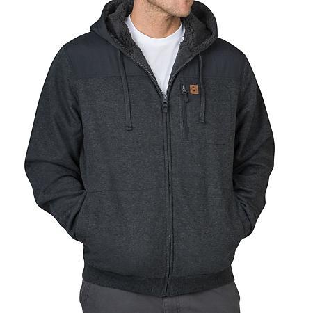 Coleman Sherpa Lined Hoodie $21 - Sams Club