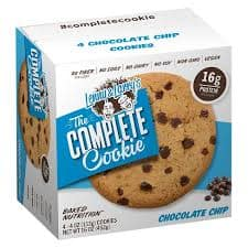 Lenny & Larry's Complete Cookies Settlement. ($10 cash back or free cookies up to $15) LAST DAY IS TODAY!