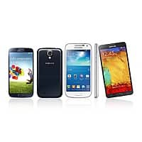 Groupon Deal: Samsung Galaxy S3, S4, or Note 3(SO) Smartphones from $129.99–$349.99 (GSM Unlocked) (Refurbished)