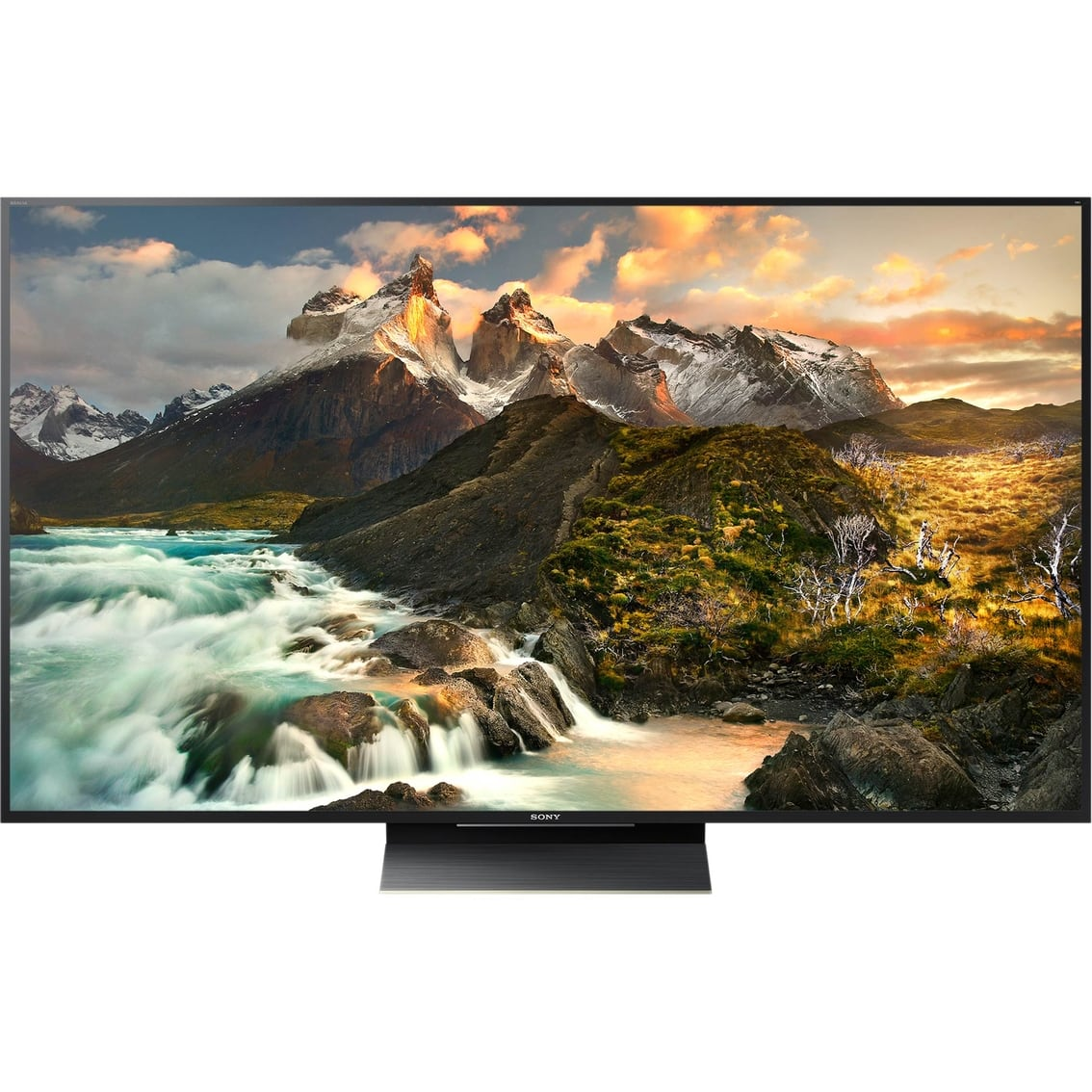 "AAFES ONLY -- Sony 65"" LED 4K Ultra HDTV with HDR Motionflow XR1440 (XBR65Z9D) 1999.97 tax free/shipped with price match YMMV $1999.97"