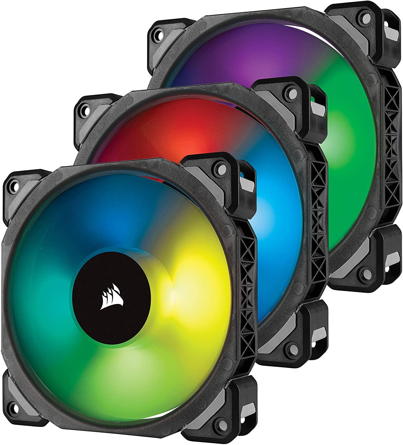 Corsair ML120 Triple Pack with Node Pro - $90 + Free Shipping