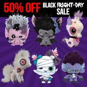 50% off all purchases At Vamplets