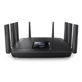 Live now: Amazon Prime Day Deal : Linksys Max-Stream MU-MIMO Tri-Band AC5400 Wi-Fi Router (EA9500) - $279.99