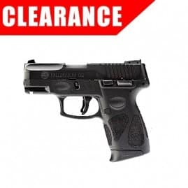 Gun deal: Taurus PT111 Millennium Gen2 9mm on clearance - $199.99 + Shipping @ PSA or $197.95 (cash price) SHIPPED (now on 30-45 day backorder) @ Kygunco