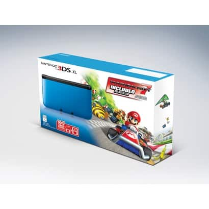 Nintendo 3DS XL w/ Mario Kart 7 Bundle $139.99  at Target (After PM, After GC)