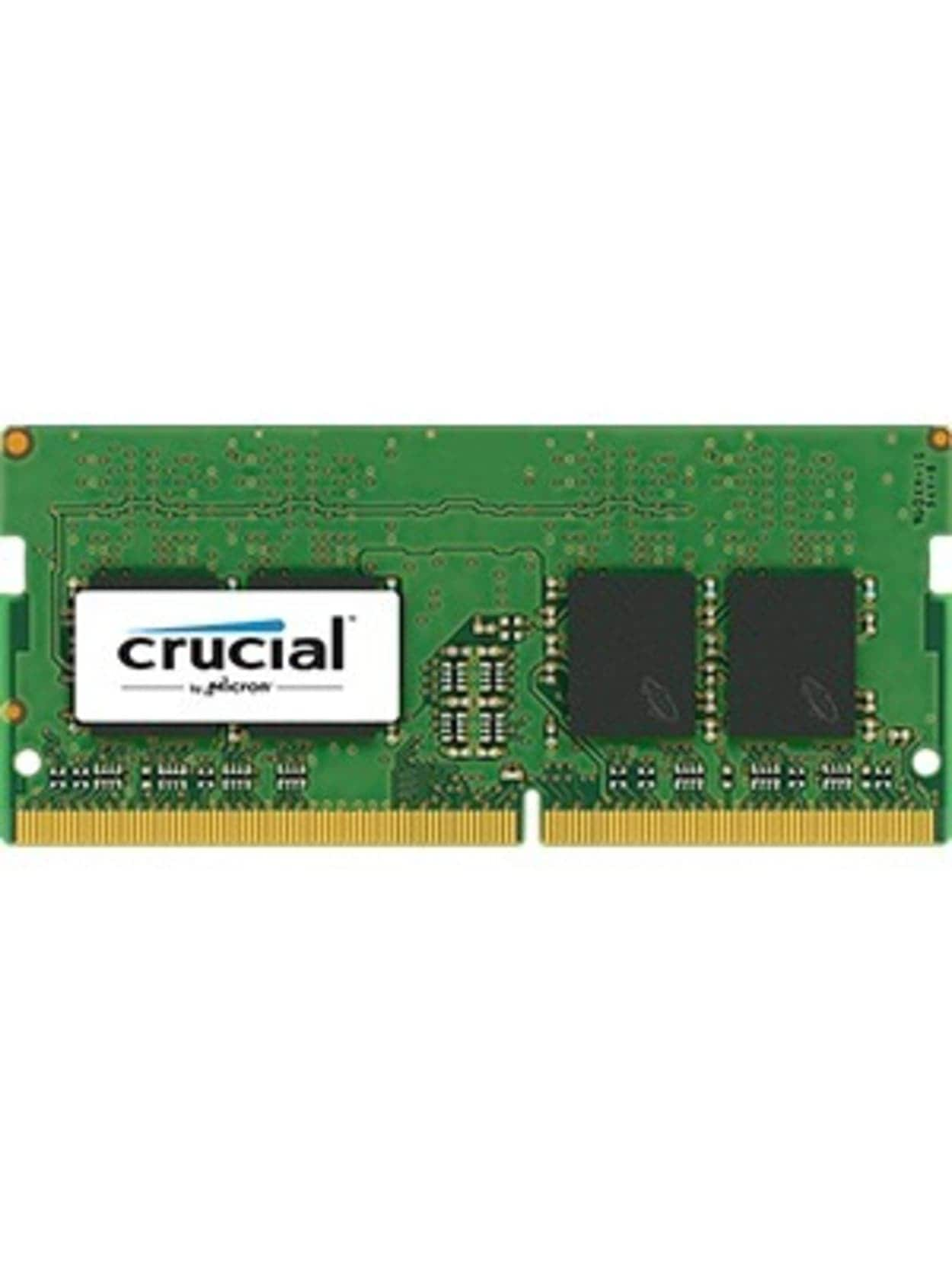 Crucial 16GB DDR4-2400 RAM SO-DIMM Laptop Memory Module $67 at Office Depot OfficeMax