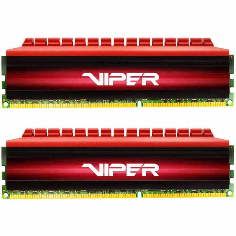 Patriot Viper 4 Series DDR4 8GB (2x4GB) 3000MHz Kit $65 (after Promo code)
