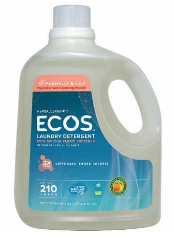 Costco: $5.97 Ecos magnolia and lily 225 oz laundry detergent YMMV