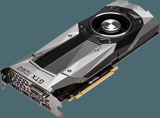 Geforce GTX 1080  $549