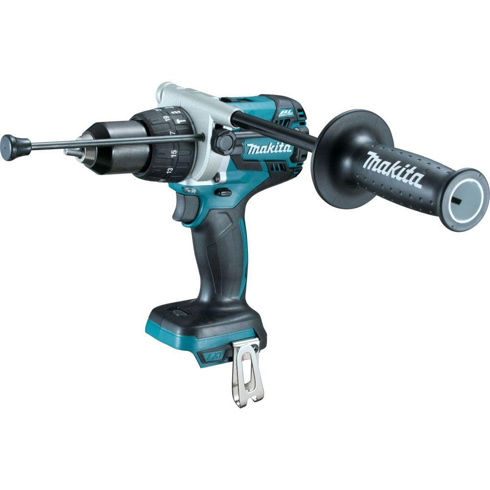 Makita 18-Volt LXT Lithium-Ion Brushless Cordless 1/2 in. XPT Hammer Drill/Driver (Tool-Only)-XPH07Z - The Home Depot $75 - YMMV