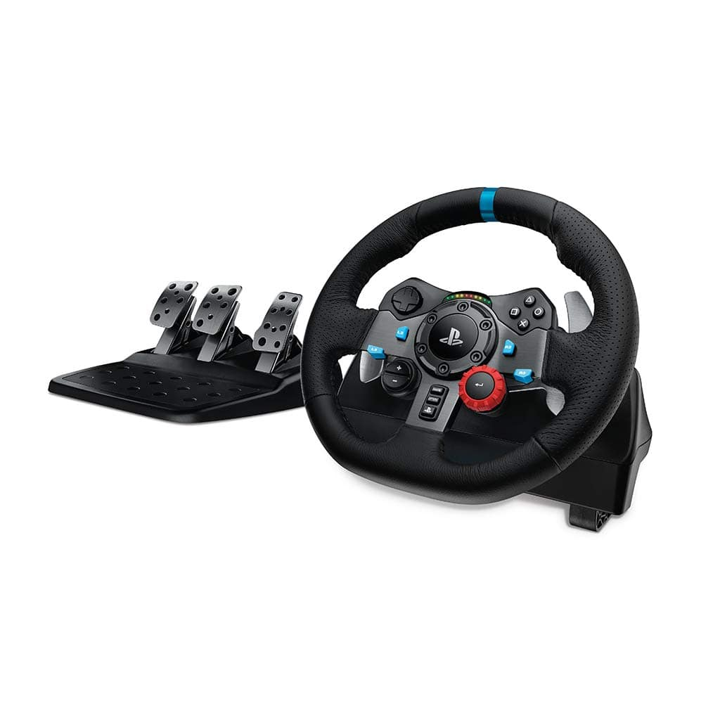 658bb229c31 Logitech Driving Force G29 Racing Wheel w/ Pedals (PS4, PS3, & PC) $199.99  - Slickdeals.net