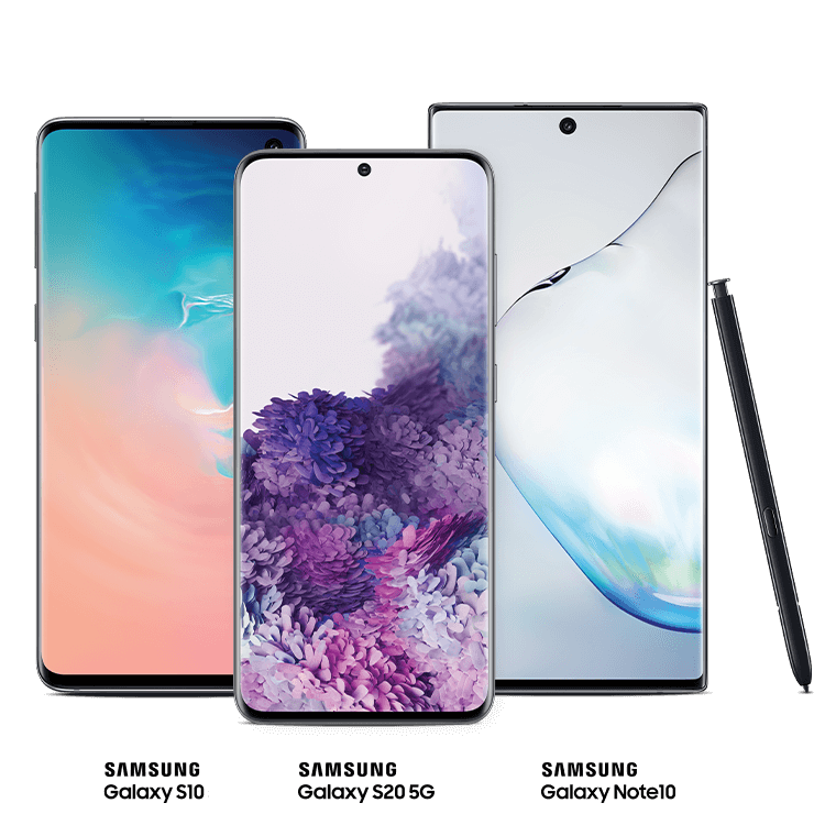 Samsung S10e/S10/S20/Note10 BOGO at tmobile with Upgrade+Add a line or Add 2 lines [All postpaid plans]