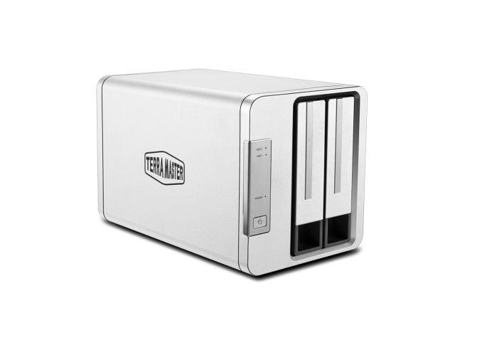 TerraMaster D2-310 USB Type C External Hard Drive RAID Enclosure USB3.1 (Gen2, 10Gbps) $129.99 FS