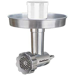 Chef's Choice Food Grinder Attachment for KitchenAid Stand Mixers $59.99