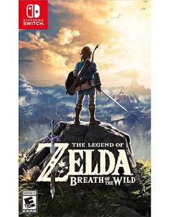 The Legend of Zelda: Breath of the Wild $49.94 at Walmart $50