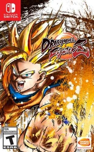 DRAGON BALL FighterZ ~ $25 at Walmart and Amazon