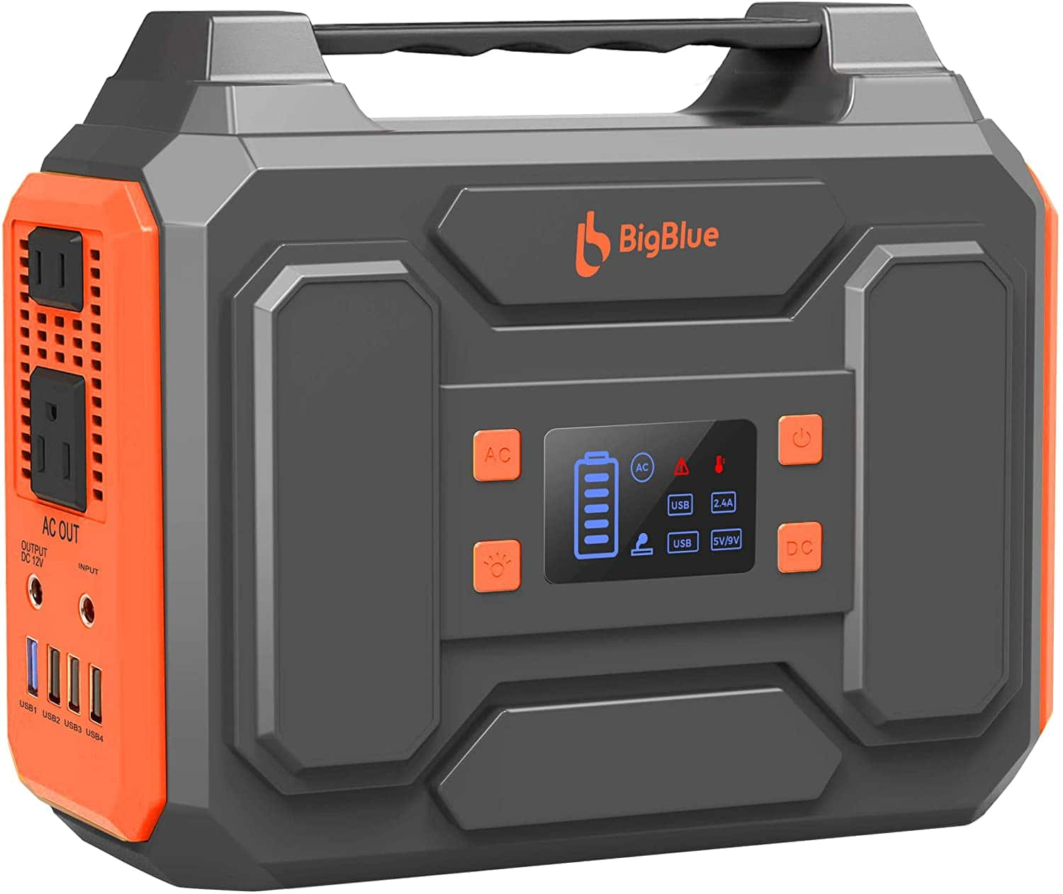 BigBlue 250Wh Portable Power Station $144.99