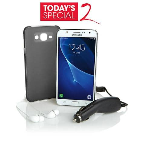 Virgin Mobile Samsung Galaxy J7 with $70 of Service Credit