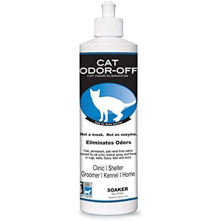 16oz Thornell Cat Odor-Off (Ready To Use, Fresh Scent) $1.72 @ Amazon