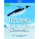 Frozen Planet: The Complete Series (David Attenborough-Narrated Version) Blu-ray $16.98 @ amazon FS w/ prime