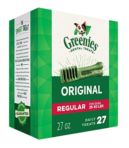 20% off coupon for Greenies or Pedigree Dog Treats with subscribe and save @ amazon