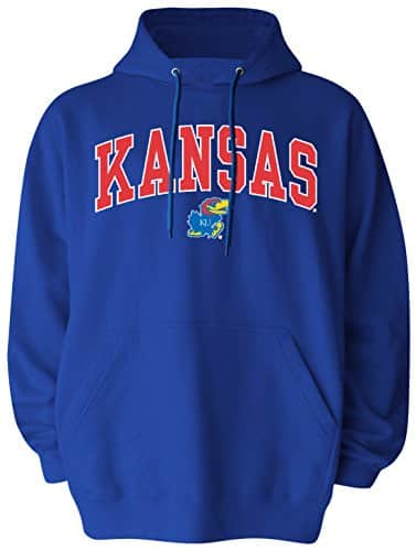 Old Varsity NCAA Men's Hoodies from $5 (add-on items) @amazon, select teams/sizes only