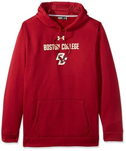 975e66c0 Under Armour NCAA Men's Fleece Hoodie as low as $8 (add-on) @ amazon,  select schools/sizes only