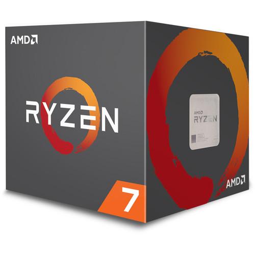 AMD Ryzen 7 2700X 3.7 GHz Eight-Core AM4 Processor $164.49 + Free S/H