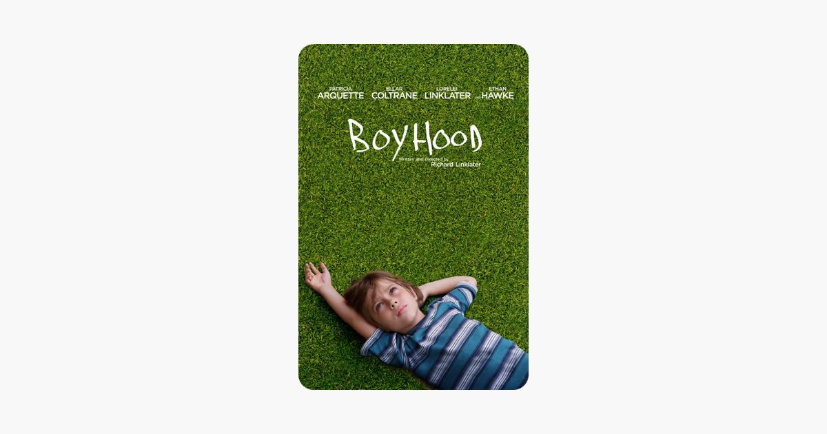Boyhood (Digital HD) $5