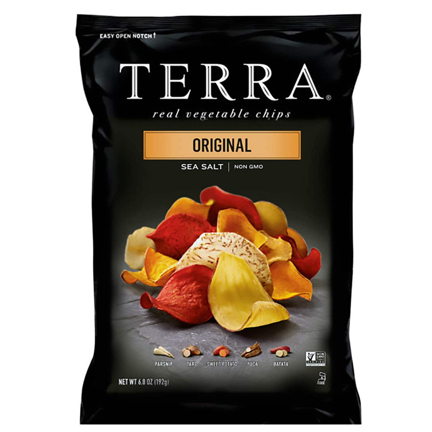 6.8oz TERRA Original Chips with Sea Salt $2.38 w/ Subscribe & Save