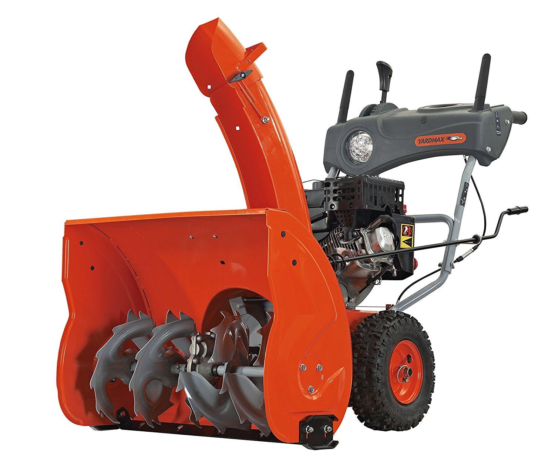 YARDMAX-YB6270-24-2-Stage-Snow-Blower-LCT-Engine $412 Walmart + Free Store Pickup or Amazon + FS