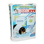 As Seen On TV Bullseye Pee Pad $9.99 + ship @kmart.com