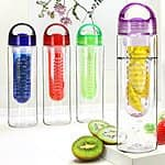 Unbreakable Tritan Infuser Water Bottle for $6.79 + ship @tanga.com