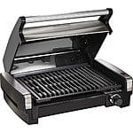 Hamilton Beach Searing Grill - Stainless-Steel for $49.99 + free shipping @bestbuy.com
