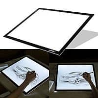 eBay Deal: 23.5 inch A3 Tattoo Tracing Light Table LED Artcraft Tracing Light Pad New $62.69 (30% off)+ Free Shipping @ Ebay.com