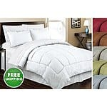 [8-Piece] Manhattan Lights Hotel Style Down Alternative Bed-in-Bag Set $49.97 + fs @yugster.com