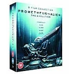 Prometheus to Alien: Evolution [Blu-Ray} Amazon UK ~$17.81 and more.....
