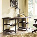 Renate Desk in Coffee Finish $368.99 + ship @overstock.com
