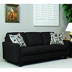 Aries Sofa by Serta Upholstery by Mercury Row $337.99 + free inside delivery @wayfair.com