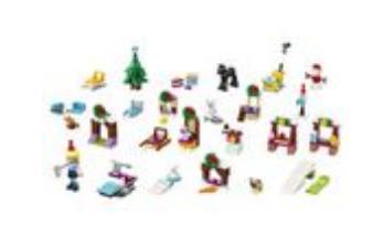 Lego Advent Calendar Sets for $18.88 at Shopko