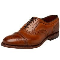 Amazon Deal: Allen Edmonds Men's Strand Cap-Toe Oxford Shoes (Walnut)