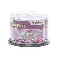 Newegg Deal: 50-Pack Verbatim 4.7GB 16X DVD+R Spindle
