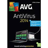 Frys Deal: AVG Antivirus + PC Tuneup 2014 (3 PCs/2 Year)