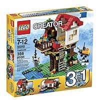 Walmart Deal: LEGO Creator Treehouse Play Set