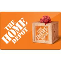 Raise.com Deal: $5 off $100 on Select Gift Cards: Home Depot $125 for