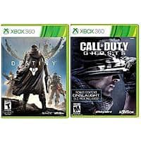 Amazon Deal: Destiny + Call of Duty Ghosts (Xbox 360 or PS3)
