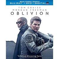 Amazon Deal: Oblivion (Blu-ray + DVD + Digital HD)