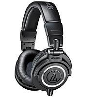 Adorama Deal: Audio-Technica ATH-M50X Professional Headphones w/ Detachable Cables